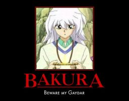motivational poster Bakura by naruto-master2