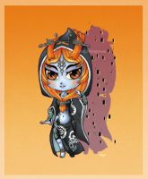 TP Adult Midna Chibi by -lildragon-