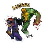 Battletoads sketch by Rayvell