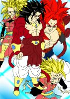 Dragon Ball Heroes by BubbaZ85