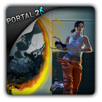 Portal 2 icon by Themx141