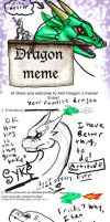 dragon meme by Shockshockshad