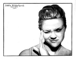 Reese Witherspoon by trephinate