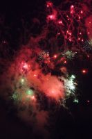 Awesome Firework by Deathly-Sora
