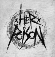her poison logo by youmaykillthebride