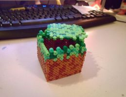 Minecraft Box by delicioustrifle