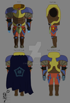 Brache's Armor {Concept} by Naside