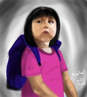 dora the explorer by licensedassassin