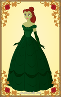 Belle as Fiona 2 by HibiscusPetals