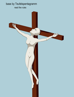 Crucified Base by Teufelspentagramm