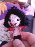My New MJ String Doll!!! by Forever-MJ