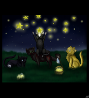 Night's present by Limeclaw
