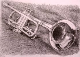 Trumpet by spudsy2