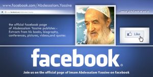 the official facebook page of Imam Abdessalam Yas by taoufiq