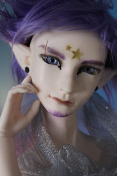 Orion the ball jointed doll (bjd) by sailor-skitty