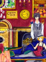 Gift pic: 1920's by Kie-chan