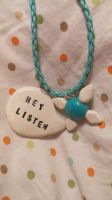 Hey Listen by JosiesClayShoppe
