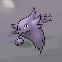 Haunter by Lugiwi