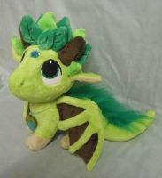 Custom PenDragon Wylde The green Dragon by angelberries
