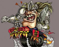 RatFink Character Concept by Tsmith1024