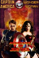 Captain America/Wonder Woman: Avengers of Justice by SWFan1977