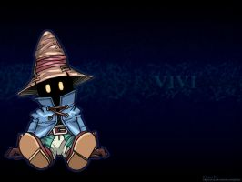 Shiney Vivi Wallpaper by iduck