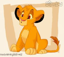 Name: Simba by StePandy