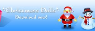 X-Mas Dolls by ncus