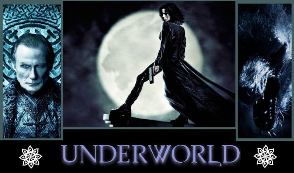 Underworld Playmat by Axel-Dieing-Wolf