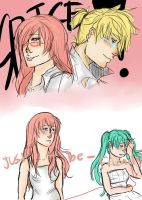 Vocaloid doodles and such by dashyice
