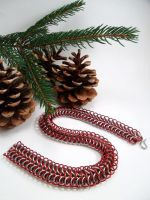 Christmas Maille by SerenityinChains