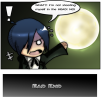 Persona 3 - BAD END by Lunaros