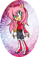 Amy Rose by S-TwinTigerPaw