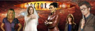 Doctor Who Banner by Bellatrixs-Daughter