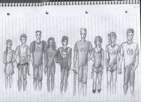 The end is near. by divergent-is