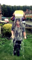 ALS Ice Bucket Challenge by Foxipaws