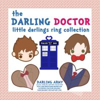 The Darling Doctor-Little Darlings-Ring Collection by DarlingArmy
