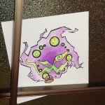 #442 Spiritomb by taeliac