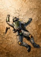 Boba Fett Is Dead by chrisscalf