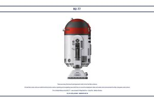 Droid R2-T7 by WS-Clave