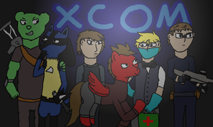 welcome to Alpha Squad by TheAgentMyers