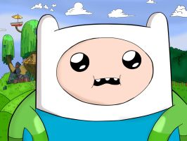 Finn The Human by AndiScissorhands