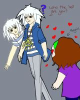Me and Bakura by Pickle8Weasel92