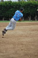 throw to first by drummerkidd12