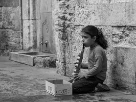 Sad Story - I by InayatShah