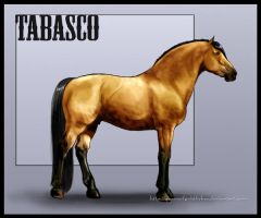 Tabasco by QueenOfGoldfishes