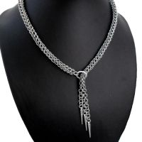 Full Persian Spiked Lariat by Gone-Wishing