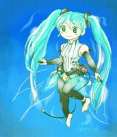 Little Miku append by 400Four