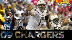 09 Chargers by dtack68