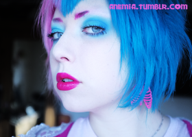 Blue by XXAnemia